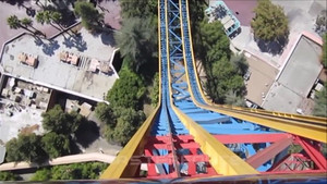 Top 10 Fastest Roller Coasters In The World 2017