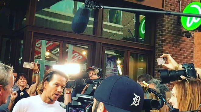 Wahlburgers a Mark Wahlberg