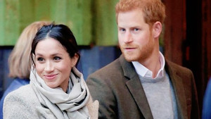 Princ William a Meghan Markle