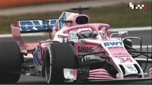 F1 2018 Barcelona Testing Day 2 - Lunchtime Highlights