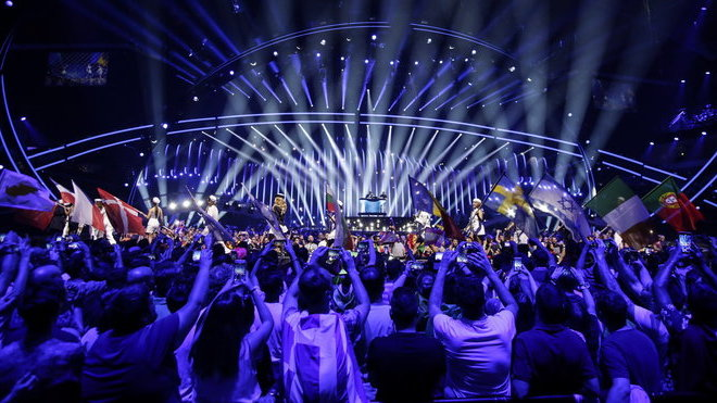 Eurovision Song Contest (Photo by: Thomas Hanses)