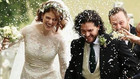 Rose Leslie a Kit Harington