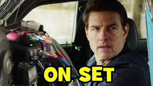 MISSION IMPOSSIBLE 6 Fallout BEHIND THE SCENES Movie B-Roll & Bloopers