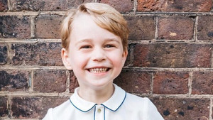 Princ George z Cambridge (George Alexander Louis) - 5 let