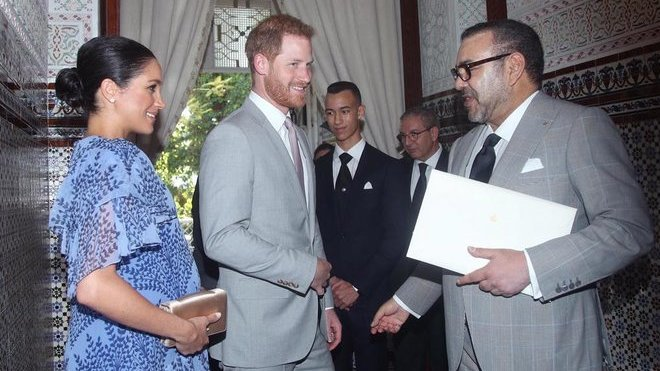 Meghan Markle a princ Harry