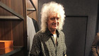 Kytarista Queen Brian May.