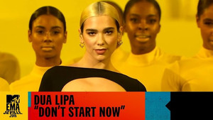 "Dua Lipa - ""Don't Start Now"" Live 