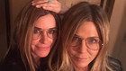 Courteney Cox a Jennifer Aniston